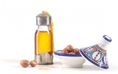 Arganöl in unseren Seifen